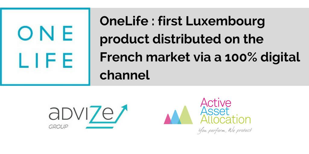 OneLife - LUX life insurance contract